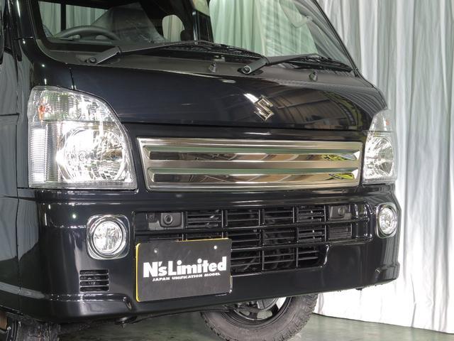 X 4WD 5MT 25mmリフトアップ マッドタイヤセット(5枚目)