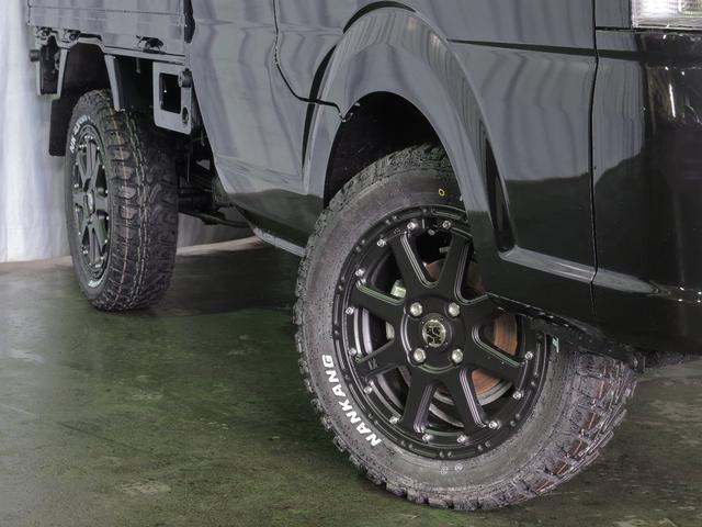 X 4WD 5MT 25mmリフトアップ マッドタイヤセット(6枚目)