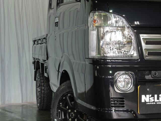 X 4WD 5MT 25mmリフトアップ マッドタイヤセット(8枚目)