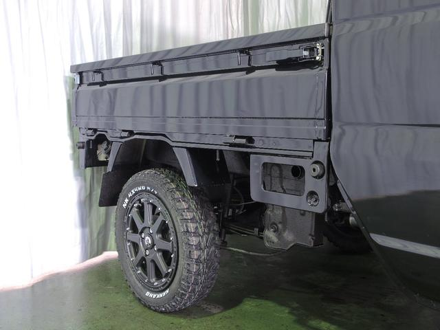 X 4WD 5MT 25mmリフトアップ マッドタイヤセット(12枚目)