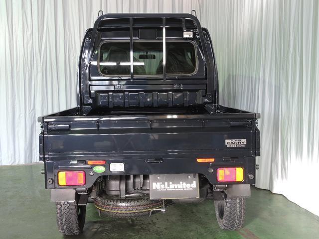 X 4WD 5MT 25mmリフトアップ マッドタイヤセット(14枚目)