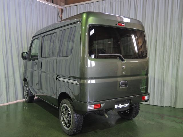ジョインターボ 35mmリフトアップ エヌズモデル WORK(11枚目)
