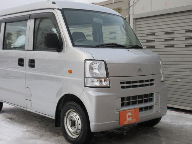 「スズキ」「エブリイ」「コンパクトカー」「北海道」の中古車38