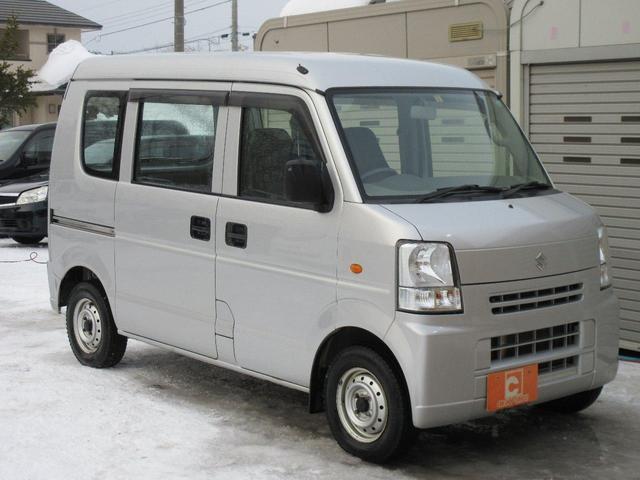 「スズキ」「エブリイ」「コンパクトカー」「北海道」の中古車39