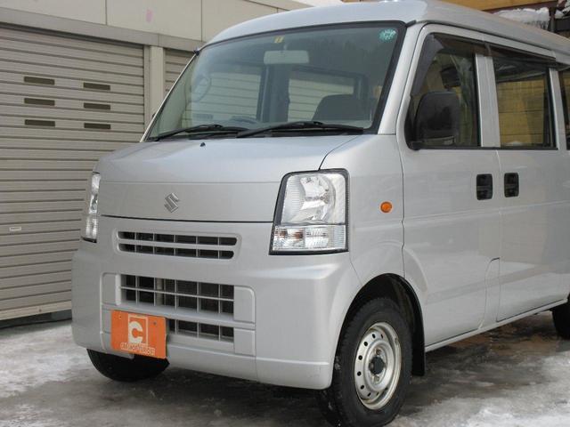 「スズキ」「エブリイ」「コンパクトカー」「北海道」の中古車48