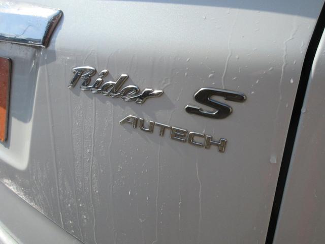 ライダーS 4WD(10枚目)