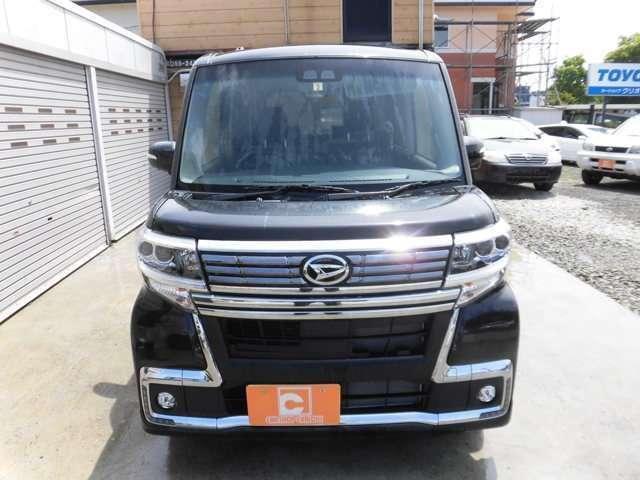 「ダイハツ」「タント」「コンパクトカー」「北海道」の中古車3