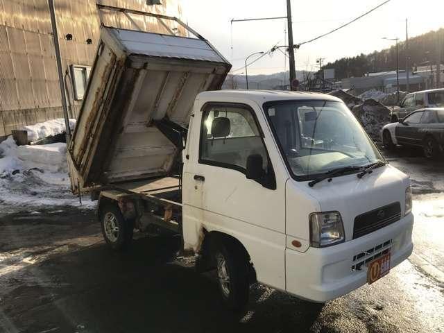 「スバル」「サンバートラック」「トラック」「北海道」の中古車4