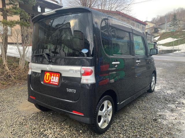 「ダイハツ」「タント」「コンパクトカー」「北海道」の中古車6