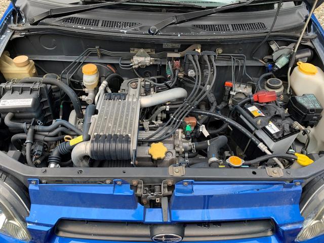 RSリミテッドII 4WD 5MT スーチャー エアロ(16枚目)