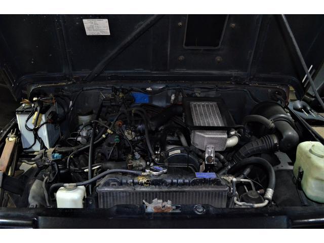 ターボ 4WD 5速MT 社外前後バンパー(12枚目)