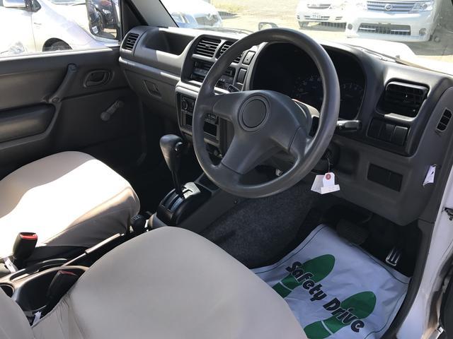 スズキ ジムニー XA 4WD ICターボ 4速オートマ 冬タイヤ付 本州仕入