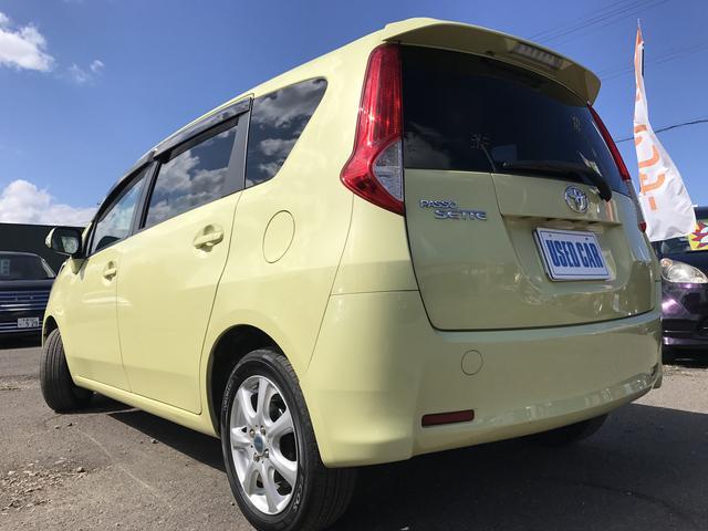 トヨタ パッソセッテ G CーPK 1オーナ 寒冷地 外HDDナビフルTV  本州