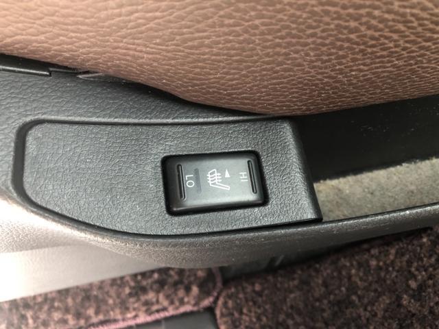 HWS エスプレッソレザー プレミアム 4WD 新20アルミ(13枚目)