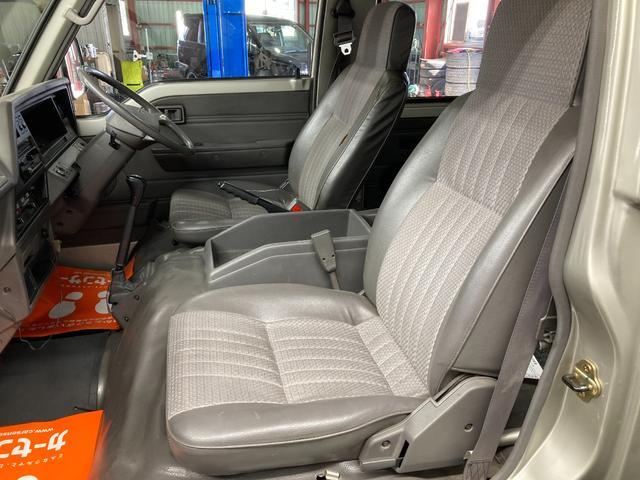 ロングDX 4WD 5速マニュアル 新品ホワイトレターマッドタイヤ ディーゼル(23枚目)