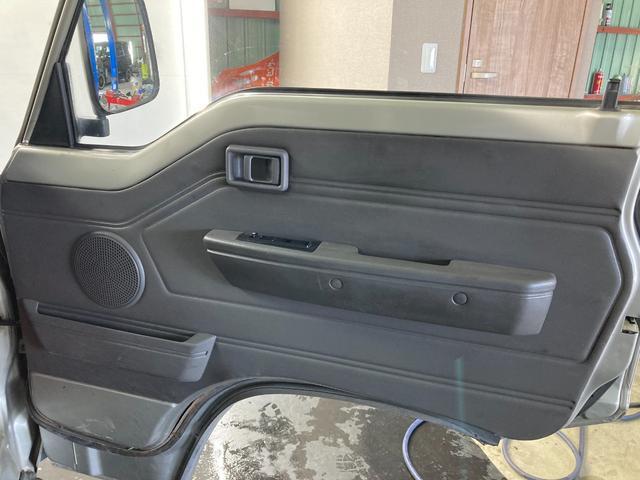 ロングDX 4WD 5速マニュアル 新品ホワイトレターマッドタイヤ ディーゼル(26枚目)
