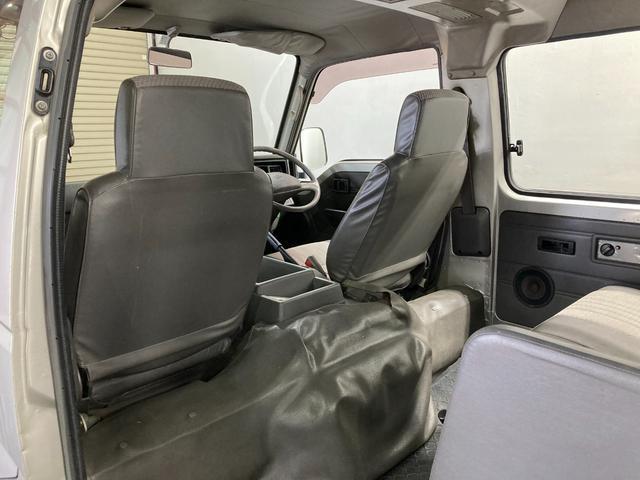 ロングDX 4WD 5速マニュアル 新品ホワイトレターマッドタイヤ ディーゼル(29枚目)