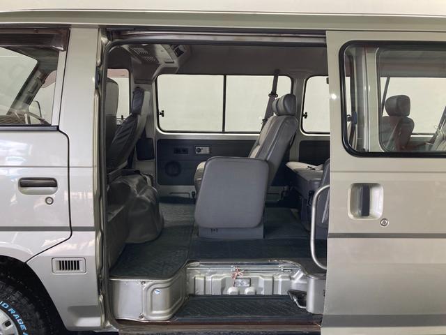 ロングDX 4WD 5速マニュアル 新品ホワイトレターマッドタイヤ ディーゼル(50枚目)