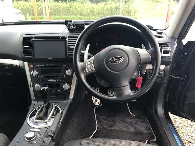 スバル レガシィツーリングワゴン 2.0GTスペックB 後期型 4WD 新品冬タイヤ付