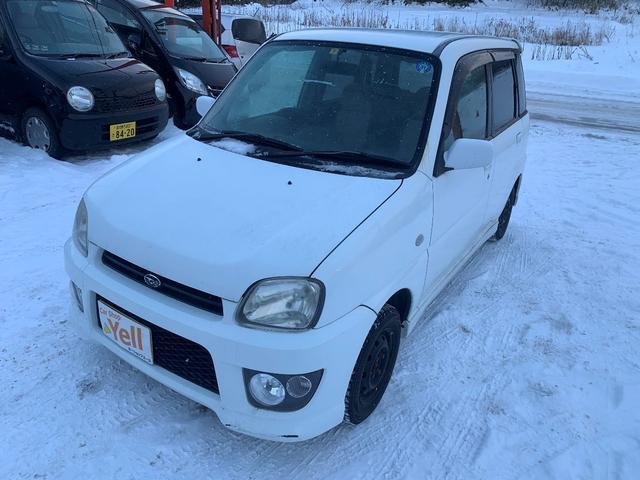 「スバル」「プレオ」「コンパクトカー」「北海道」の中古車3