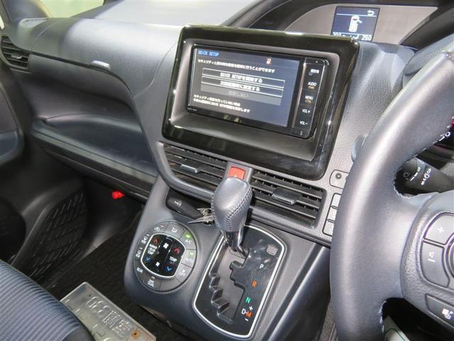 Si 4WD フルセグ メモリーナビ DVD再生 後席モニター バックカメラ 衝突被害軽減システム ETC 両側電動スライド LEDヘッドランプ 乗車定員7人 3列シート ワンオーナー アイドリングストップ(10枚目)