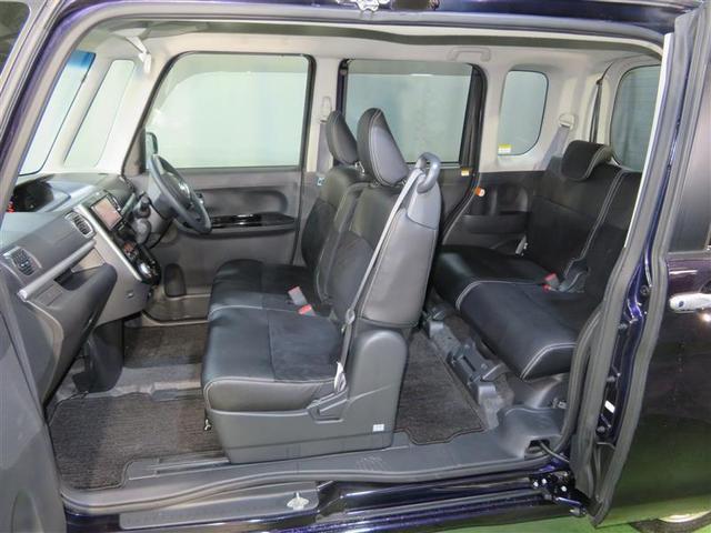カスタムX トップエディションSAII 4WD フルセグ メモリーナビ DVD再生 バックカメラ 衝突被害軽減システム 電動スライドドア LEDヘッドランプ(10枚目)