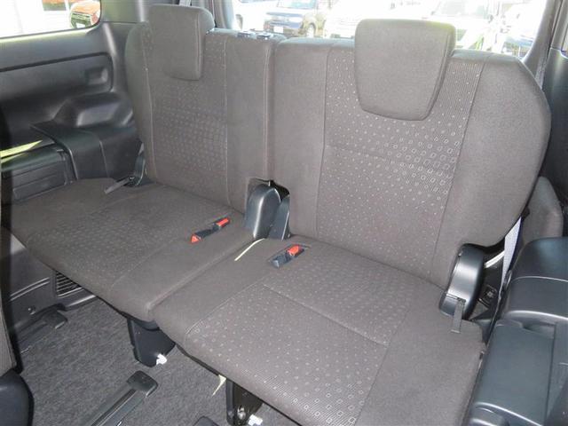 G 4WD ワンセグ メモリーナビ 衝突被害軽減システム 両側電動スライド LEDヘッドランプ 乗車定員7人 3列シート ワンオーナー アイドリングストップ(10枚目)