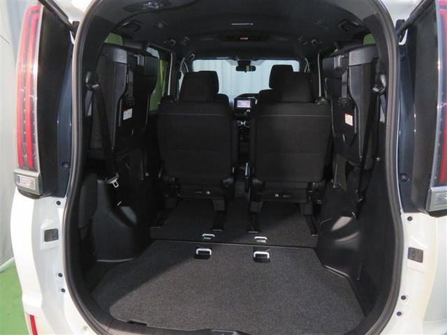 G 4WD ワンセグ メモリーナビ 衝突被害軽減システム 両側電動スライド LEDヘッドランプ 乗車定員7人 3列シート ワンオーナー アイドリングストップ(11枚目)