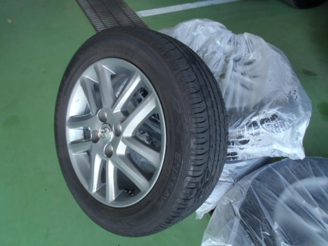 トヨタ カローラフィールダー S エアロツアラー・ダブルバイビー