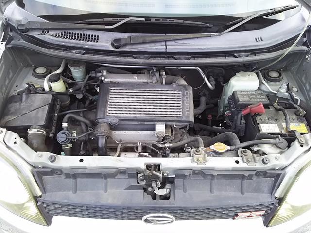 RS 4WD JBエンジン 4気筒 ターボ(9枚目)