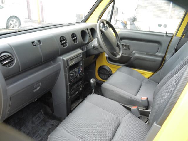ダイハツ ネイキッド ターボG 4WD 記録簿 ドアバイザー付き