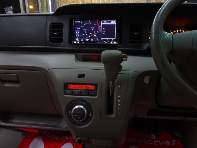カスタムターボRSリミテッド 4WD パワースライドドアナビ(14枚目)