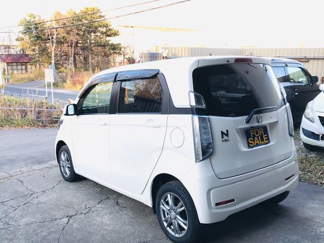 G4WD エンジンスターター・ナビ・Bカメラ 夏・冬タイヤ付(17枚目)
