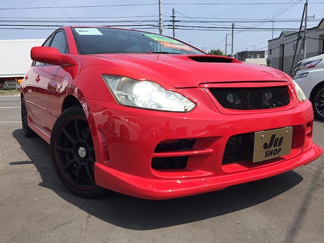 トヨタ カルディナ GT-FOUR フルエアロ サンルーフ TEIN車高調