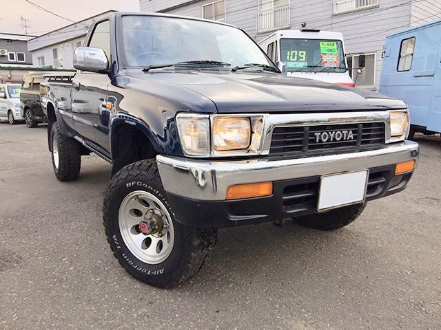 「トヨタ」「ハイラックスピックアップ」「SUV・クロカン」「北海道」の中古車3