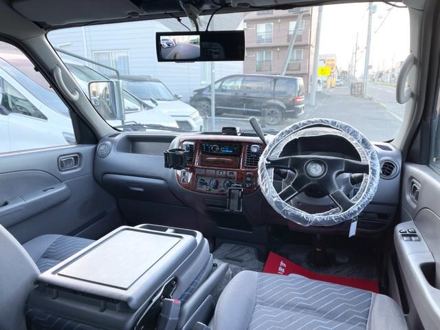 SロングルートバンDX コラムAT&4WD&ディーゼル&5ドア(12枚目)