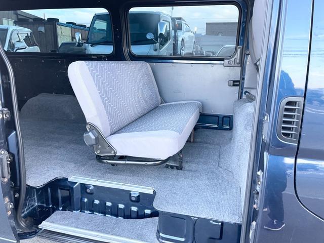 SロングルートバンDX コラムAT&4WD&ディーゼル&5ドア(16枚目)