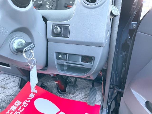 SロングルートバンDX コラムAT&4WD&ディーゼル&5ドア(21枚目)