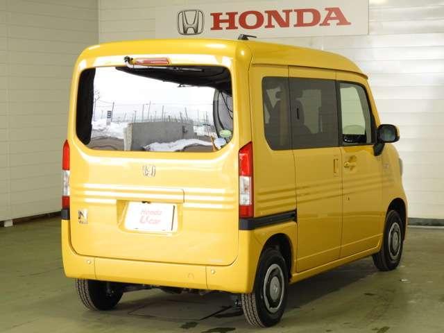 ファン・ターボホンダセンシング 4WD ナビ リアカメラ(8枚目)