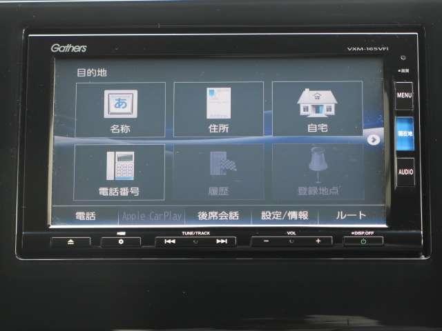スパーダ ホンダセンシング 4WD ナビ リアカメラ(2枚目)
