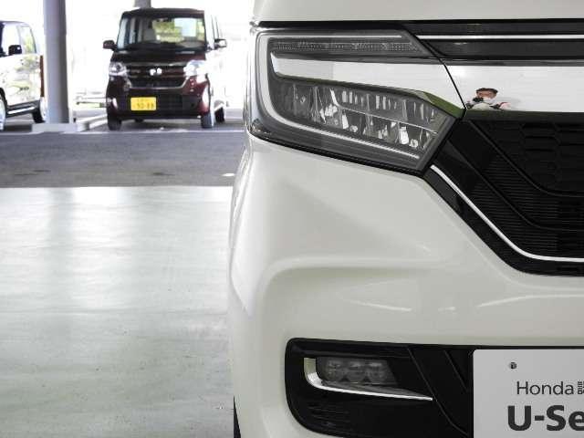G・EXホンダセンシング サポカーS ETC 4WD(8枚目)