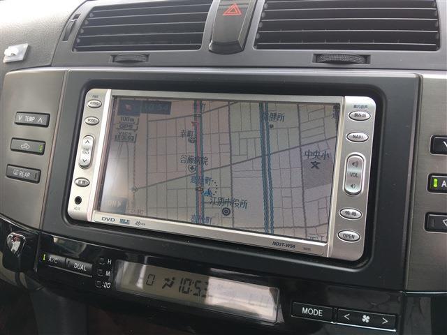 トヨタ マークX 250G Four 社外フルエアロ 社外18AW 社外ナビ