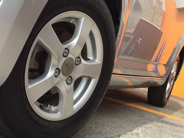 トヨタ パッソ X ウェルキャブ 助手席リフトアップシート車 社外13AW