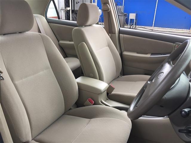 トヨタ カローラ X ウェルキャブ4WD 手動助手席回転スライドシート