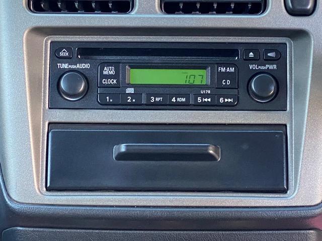 XR 4WD 純正15AW 純正CDデッキ シートヒーター(10枚目)