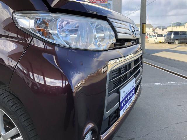 カスタムRS 4WD エンスタ スマートキー HID(10枚目)