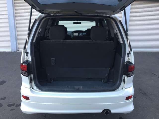トヨタ エスティマT アエラス 4WD ワンオーナー 後期モデル 純正HDDナビ