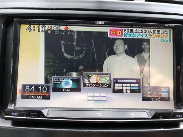 S バックカメラ DVD再生 後席モニター ETC ナビ付(10枚目)