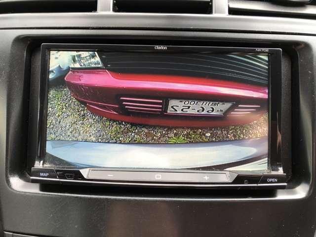 S バックカメラ DVD再生 後席モニター ETC ナビ付(12枚目)