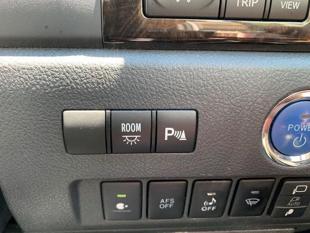 ZR Gエディション メーカーオプション全部付 本州仕入れサビ無寒冷地仕様 後席モニタ プリクラッシュブレーキ クルーズコントロール車間制御付き サンルーフ シートヒーター パワーバックドア 2列目電動オットマン(50枚目)